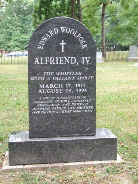 Carroll Memorials, Individual Headstone, 1